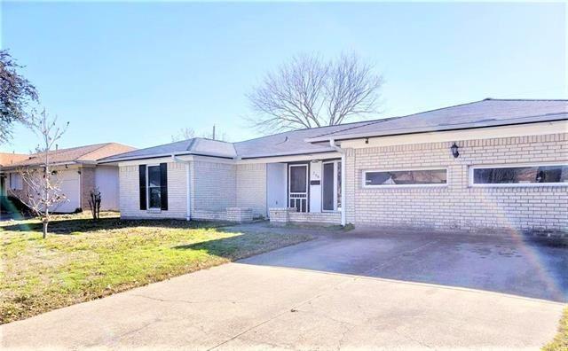 208 E Kearney Street, Mesquite, TX 75149 - #: 14488393