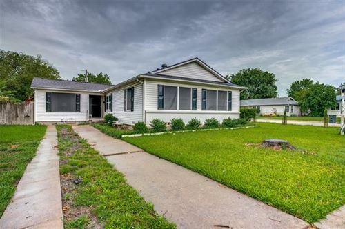 Photo of 3733 Katrine Street, Haltom City, TX 76117 (MLS # 14382396)