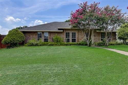 Photo of 101 Teakwood Drive, Rockwall, TX 75087 (MLS # 14639396)