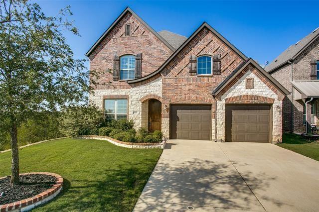 4701 Crimson Bluffs Way, Roanoke, TX 76262 - #: 14412397
