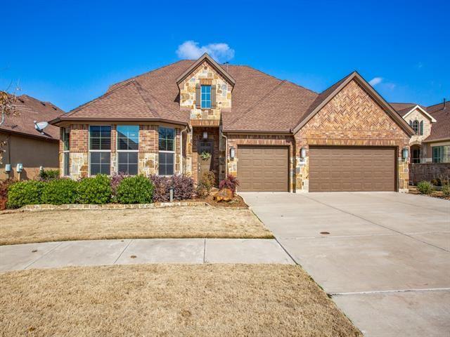 9624 Crestview Drive, Denton, TX 76207 - #: 14508398