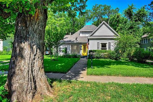 Photo of 700 N Woods Street, Sherman, TX 75092 (MLS # 14602399)