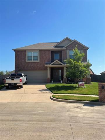 Photo of 925 Keel Line Drive, Crowley, TX 76036 (MLS # 14605399)