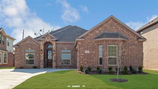 114 Ravenel Street, Glenn Heights, TX 75154 - #: 14115400