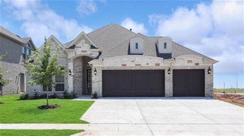 Photo of 305 Cornerstone Drive, Wylie, TX 75098 (MLS # 14259401)