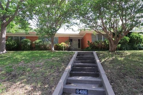 Photo of 6486 Crestmore Road, Fort Worth, TX 76116 (MLS # 14573401)