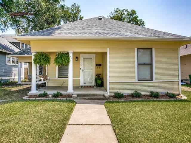 1115 W Arlington Avenue, Fort Worth, TX 76110 - #: 14353401