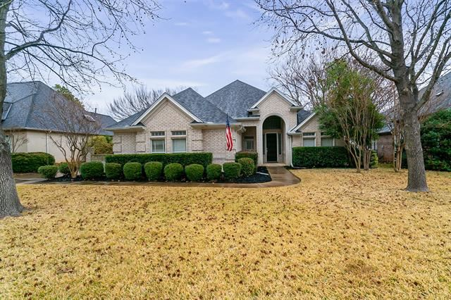 4607 Mill Wood Drive, Colleyville, TX 76034 - MLS#: 14503401
