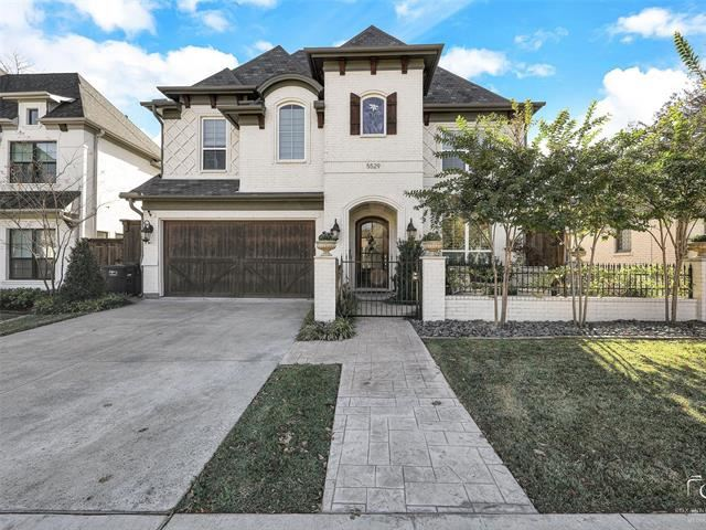 5529 Pershing Avenue, Fort Worth, TX 76107 - #: 14483404