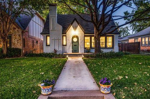 Photo of 5211 Goodwin Avenue, Dallas, TX 75206 (MLS # 14435405)
