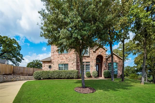 815 Whitley Court, Kennedale, TX 76060 - #: 14457405
