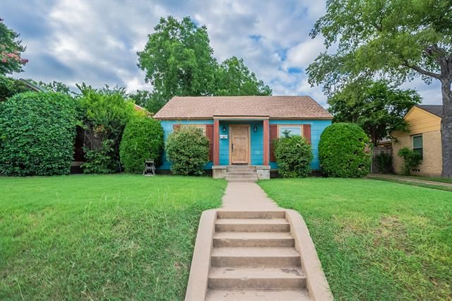 4604 Calmont Avenue, Fort Worth, TX 76107 - #: 14627405