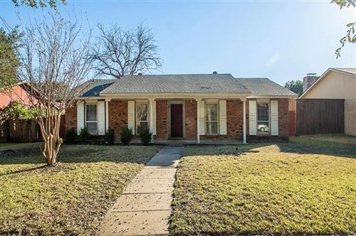 Photo of 1104 Middle Cove Drive, Plano, TX 75023 (MLS # 14236406)