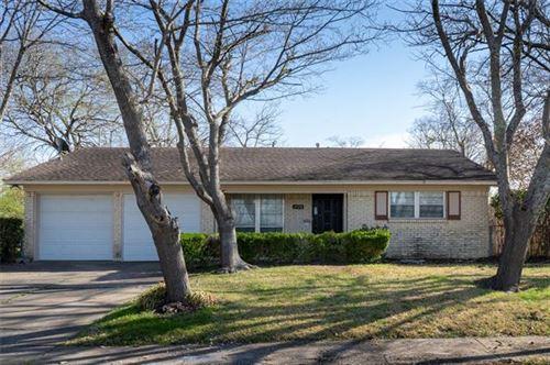 Photo of 3728 Statler Drive, Mesquite, TX 75150 (MLS # 14552406)