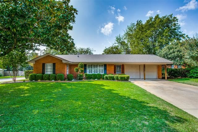 4201 Whitfield Avenue, Fort Worth, TX 76109 - MLS#: 14438407