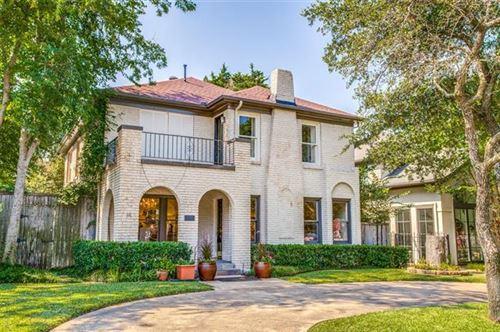 Photo of 3443 Binkley Avenue, University Park, TX 75205 (MLS # 14408408)