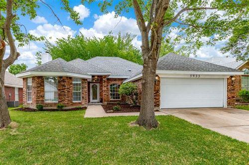Photo of 5933 Sundown Drive, Watauga, TX 76148 (MLS # 14342410)