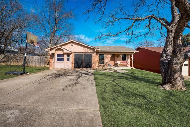8136 Richard Street, White Settlement, TX 76108 - #: 14510410