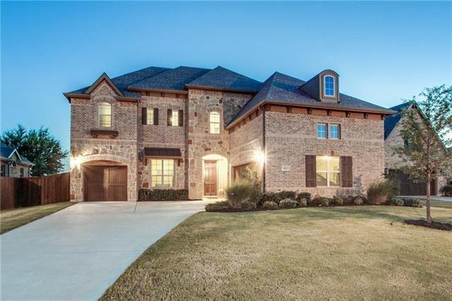 4812 Mcbreyer Place, Fort Worth, TX 76244 - #: 14408411