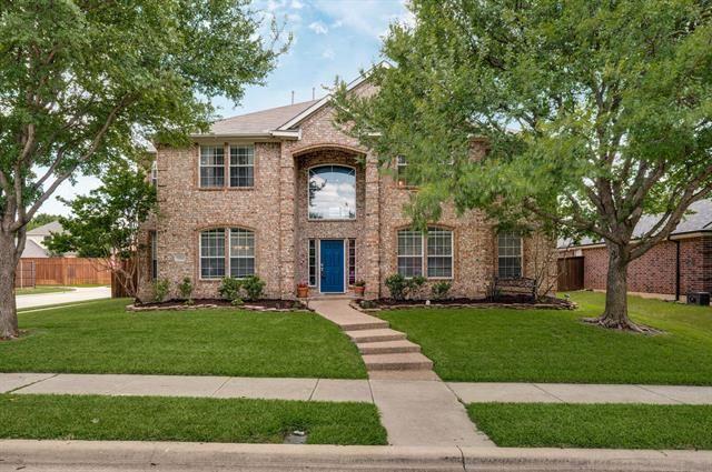 5561 Glenview Lane, The Colony, TX 75056 - #: 14607411