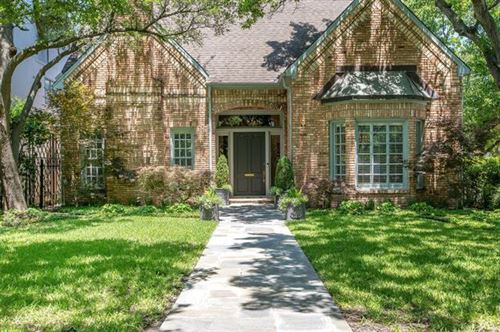 Tiny photo for 3100 Beverly Drive, Highland Park, TX 75205 (MLS # 14579412)