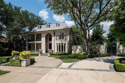 Photo of 3914 Normandy Avenue, Highland Park, TX 75205 (MLS # 14660413)