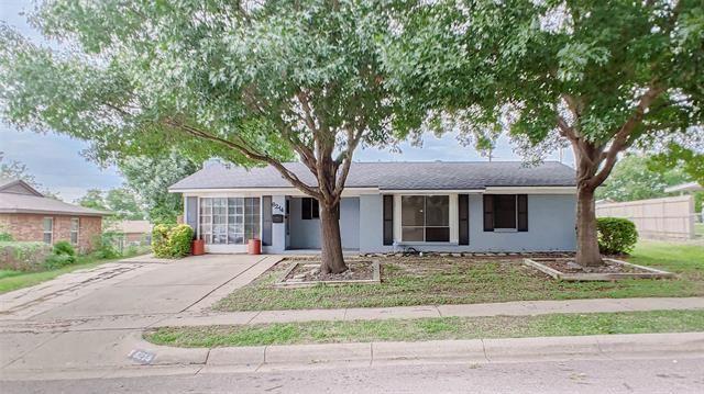 6214 Dodson Terrace, Fort Worth, TX 76135 - #: 14590413