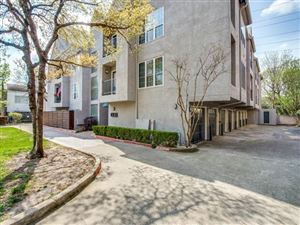 Photo of 4303 Buena Vista Street #204, Dallas, TX 75205 (MLS # 13804415)