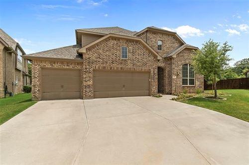 Photo of 8705 James Drive, Lantana, TX 76226 (MLS # 14613415)