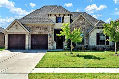 Photo of 520 Sagebrush Lane, Waxahachie, TX 75165 (MLS # 14678415)