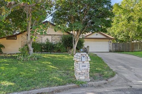 Photo of 3700 Misty Court, Fort Worth, TX 76133 (MLS # 14444416)