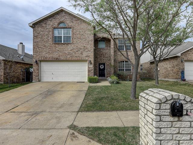 3833 Cedar Falls Drive, Fort Worth, TX 76244 - #: 14553416