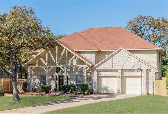 5709 Forrest Green Court, Arlington, TX 76016 - #: 14410418