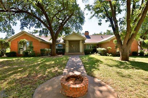 Photo of 4149 S 20th Street, Abilene, TX 79605 (MLS # 14458421)