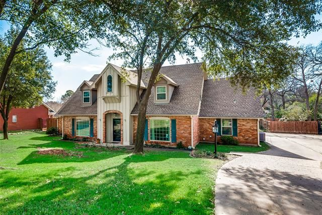 3504 Country Club Road, Pantego, TX 76013 - #: 14267421