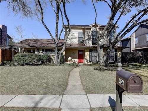 Photo of 406 Bedford Drive, Richardson, TX 75080 (MLS # 14498422)