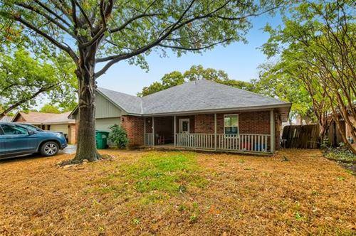 Photo of 1412 Brandywine Circle, Denton, TX 76209 (MLS # 14691423)
