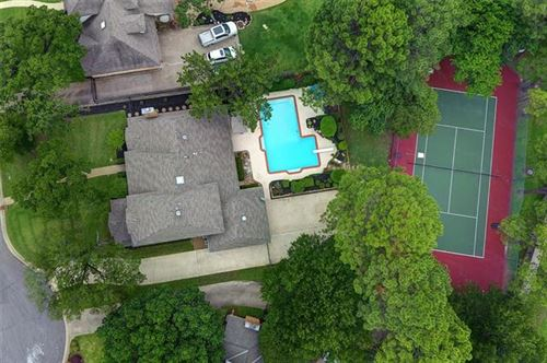 Photo of 4104 Greenway Court, Colleyville, TX 76034 (MLS # 14348425)