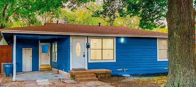 3809 James Avenue, Fort Worth, TX 76110 - #: 14456426