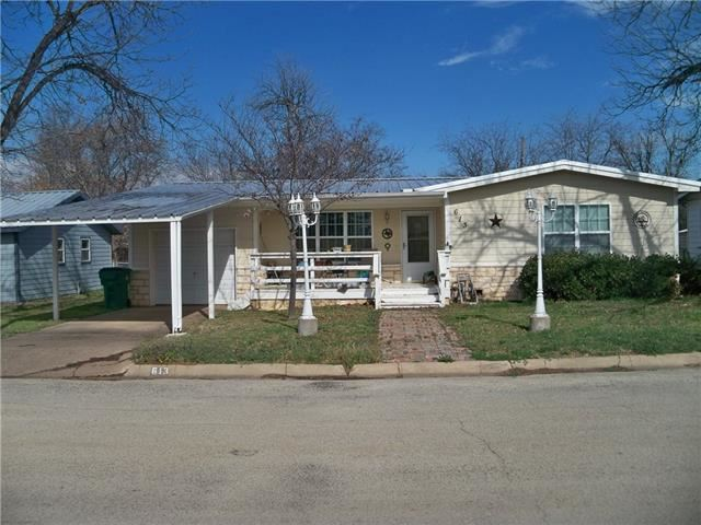 Photo for 613 E 10th Street, Coleman, TX 76834 (MLS # 14021431)