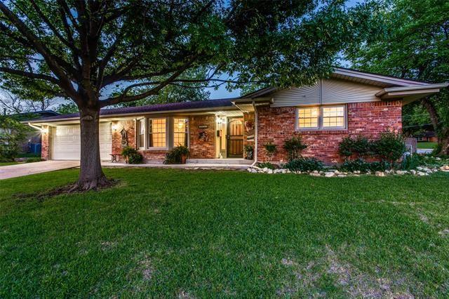 3033 Santa Fe Trail, Fort Worth, TX 76116 - #: 14575431