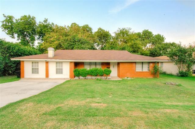 1107 Bryant Street, Benbrook, TX 76126 - #: 14636431