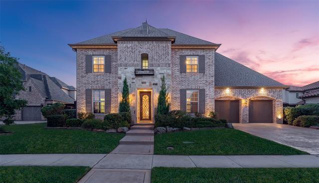 656 Scenic Drive, Irving, TX 75039 - #: 14402435