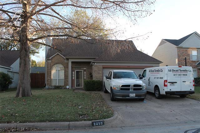 2513 Creekwood Lane, Fort Worth, TX 76123 - #: 14479435
