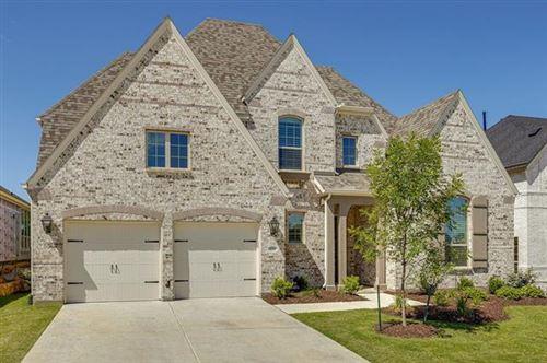 Photo of 1208 Haverford Lane, Lantana, TX 76226 (MLS # 14336436)