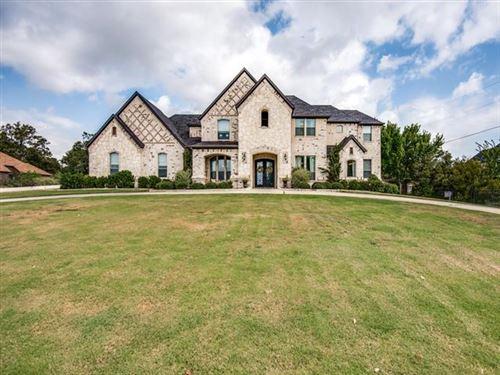 Photo of 2343 Florence Road, Keller, TX 76262 (MLS # 14383437)