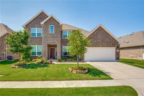 Photo of 1624 Millican Lane, Aubrey, TX 76227 (MLS # 14596437)