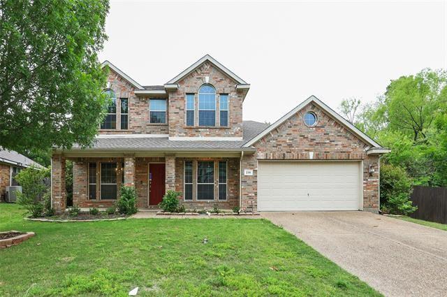 210 Forestridge Drive, Mansfield, TX 76063 - #: 14567437