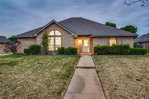 Photo of 3107 Sweet Briar Street, Grapevine, TX 76051 (MLS # 14557439)