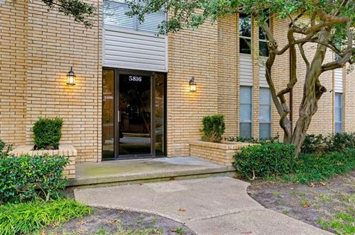 Photo of 5816 Milton Street #107, Dallas, TX 75206 (MLS # 14252441)